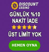Discount Casino Tablosu